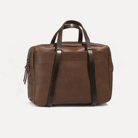 Business bag Report - Military Brown