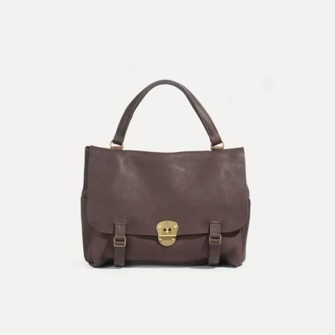 Coline bag M - Sangria