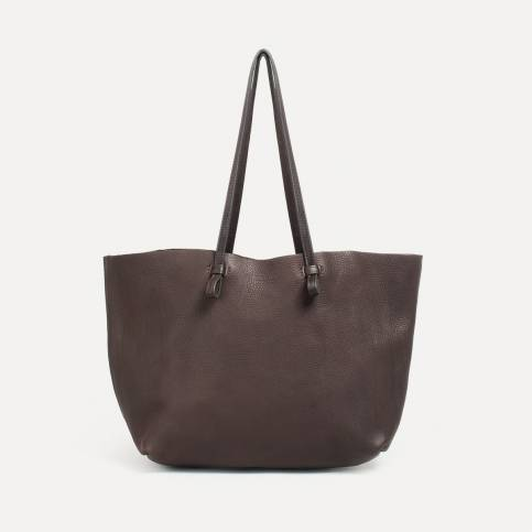 Joy Tote bag M - Sangria