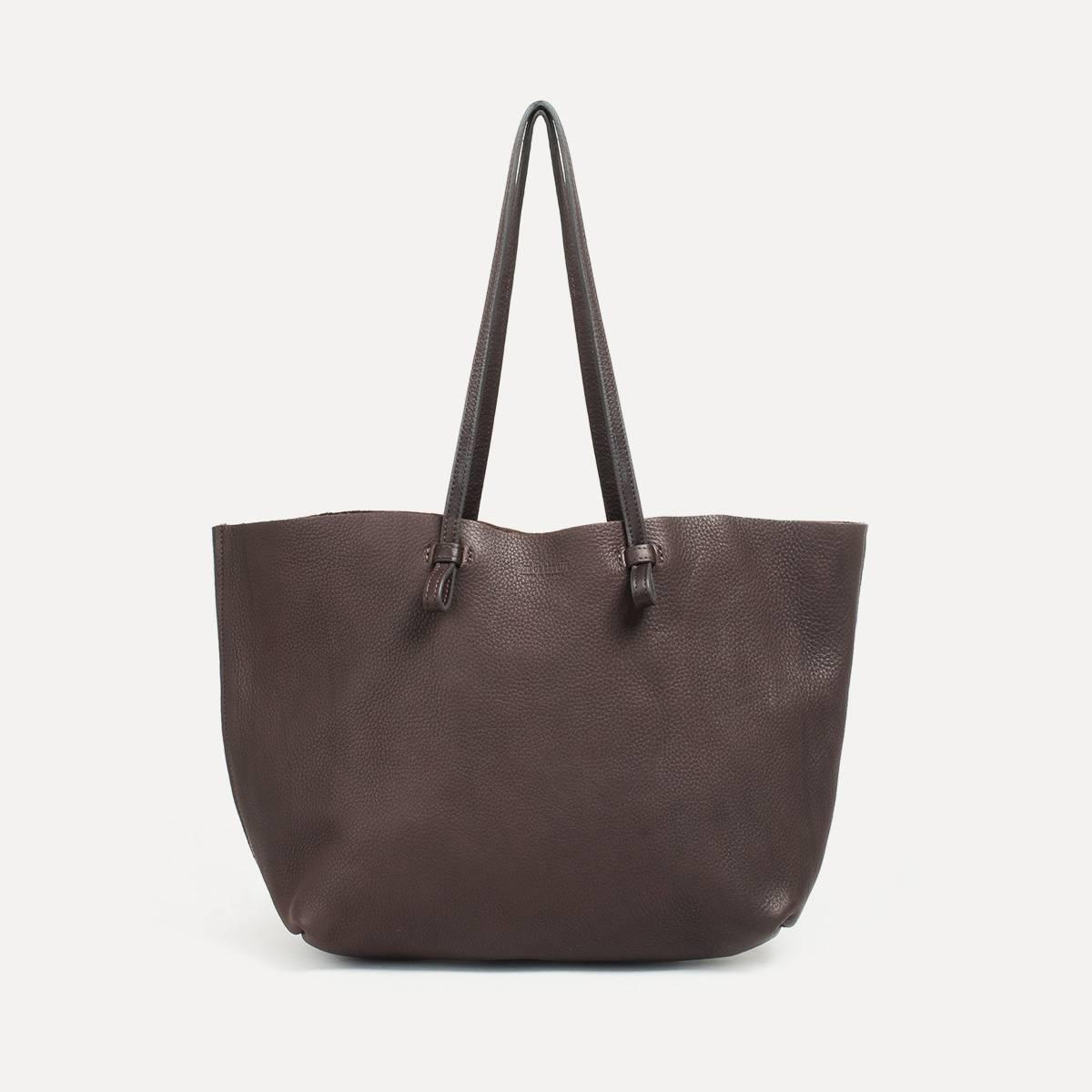 Joy Tote bag M - Sangria (image n°1)