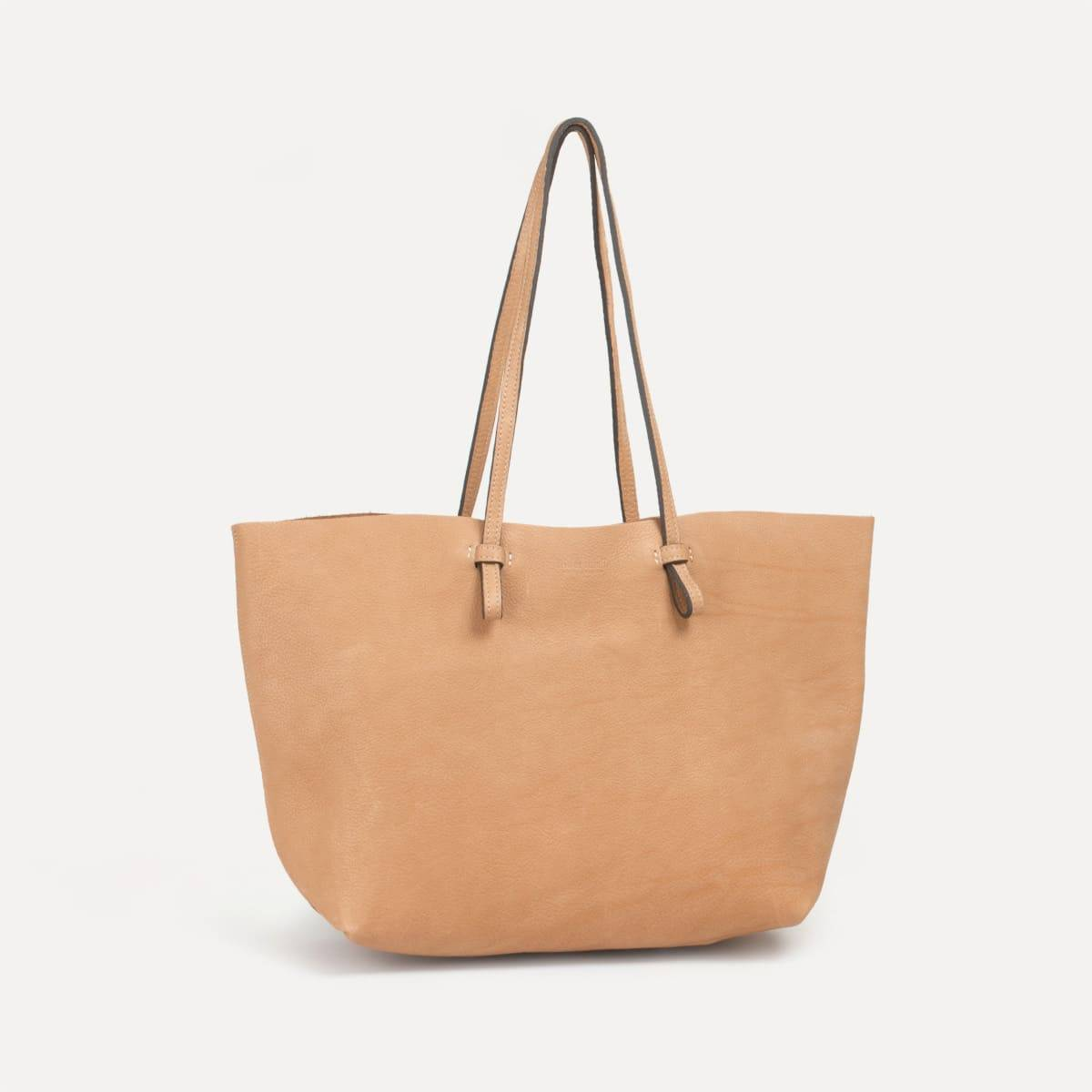 Joy Tote bag M - Fawn (image n°2)