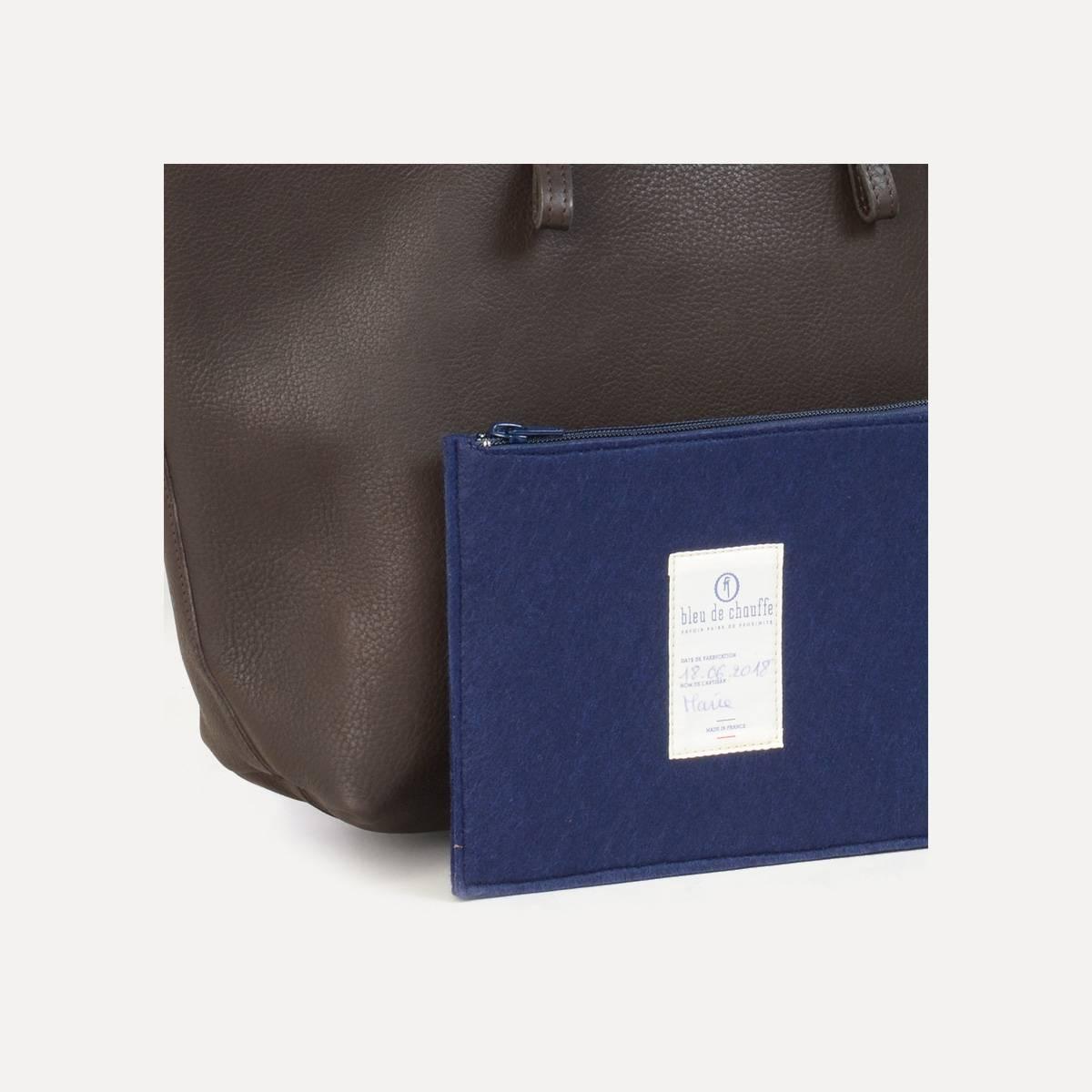 Joy Tote bag M - Sangria (image n°3)