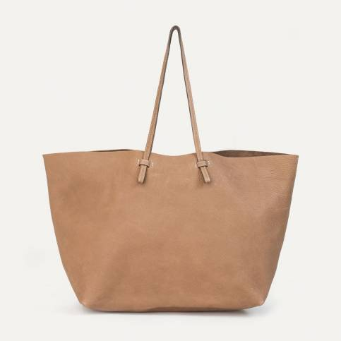Joy Tote bag L - Otter