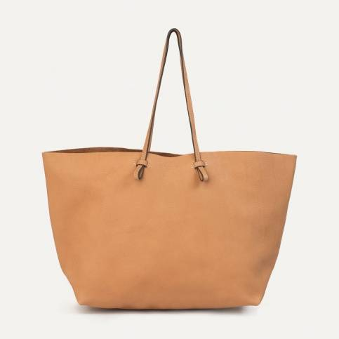 Joy Tote bag L - Fawn