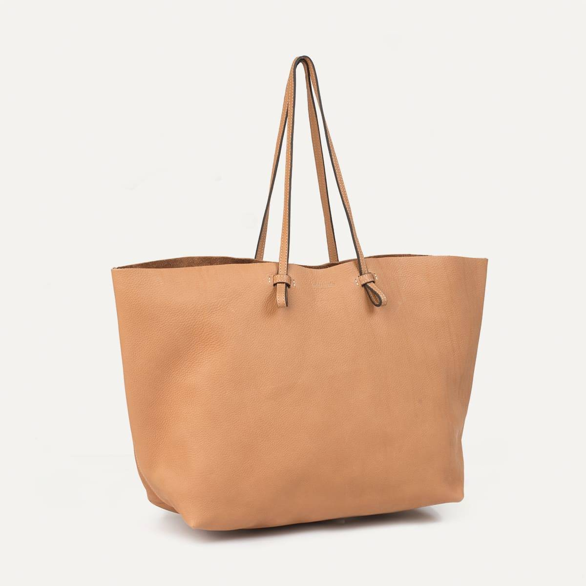 Joy Tote bag L - Fawn (image n°2)