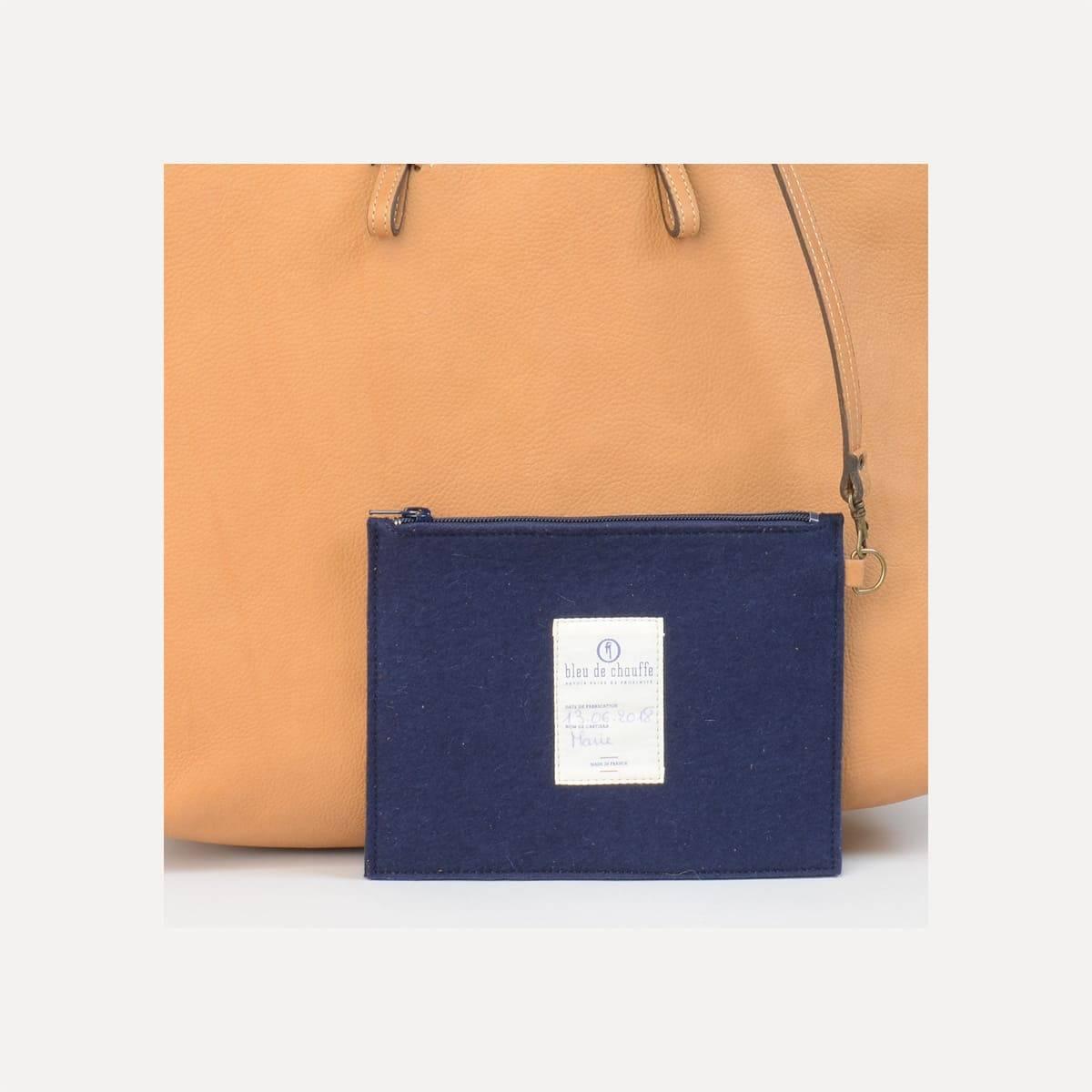 Joy Tote bag L - Fawn (image n°3)