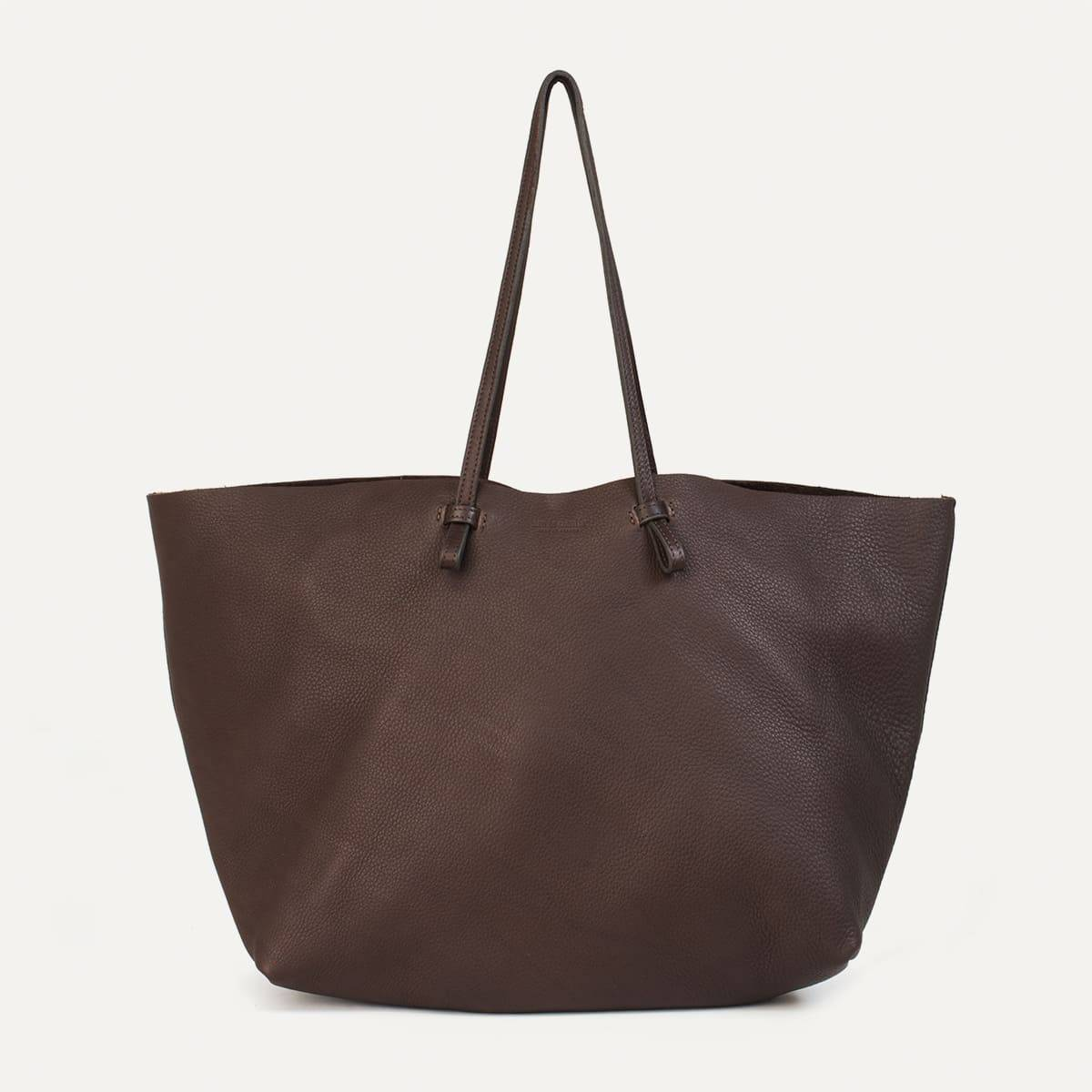 Joy Tote bag L - Sangria (image n°1)