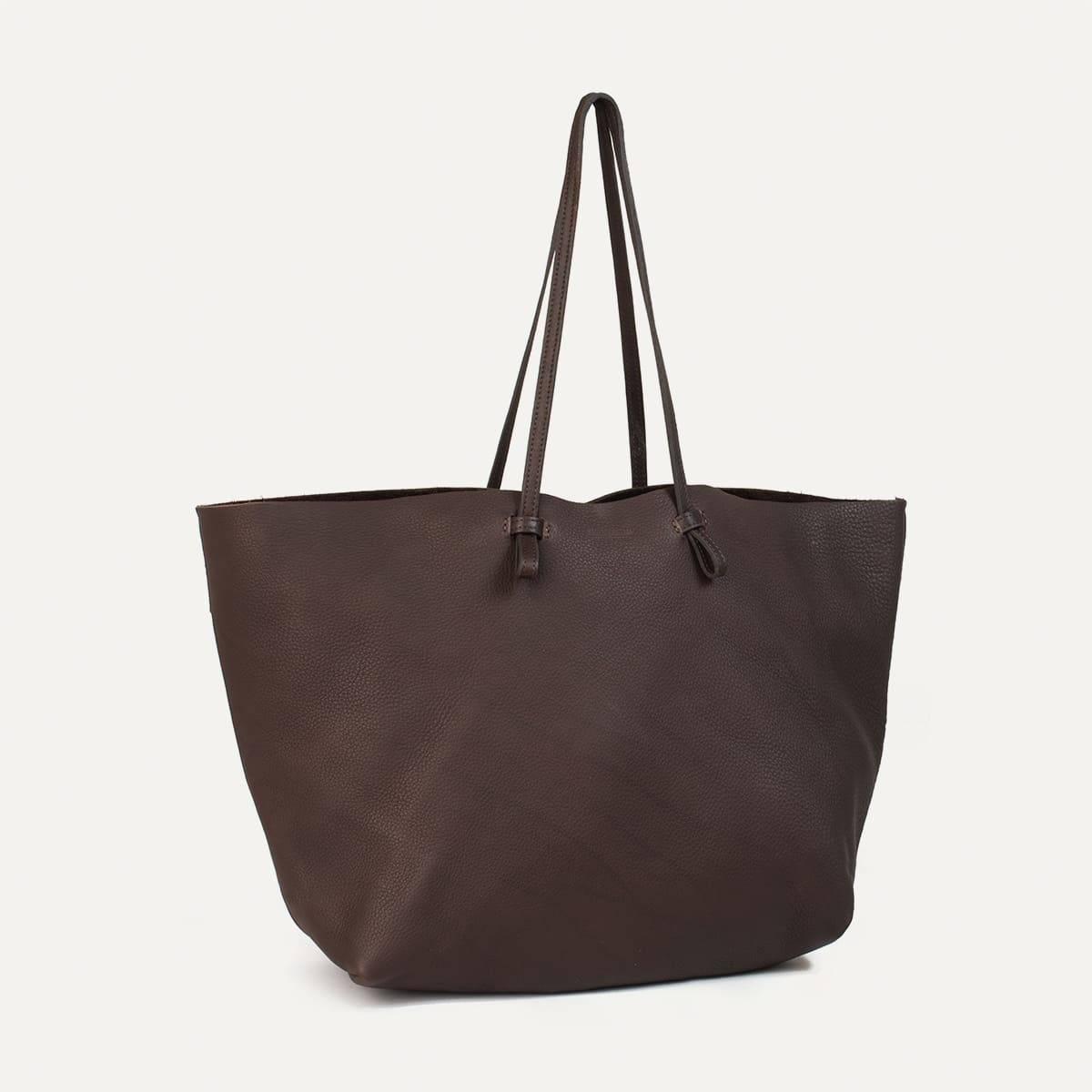 Joy Tote bag L - Sangria (image n°2)
