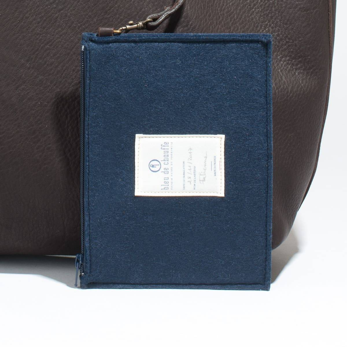 Joy Tote bag L - Sangria (image n°3)