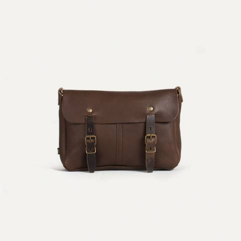 Léo plumber bag - Military Brown