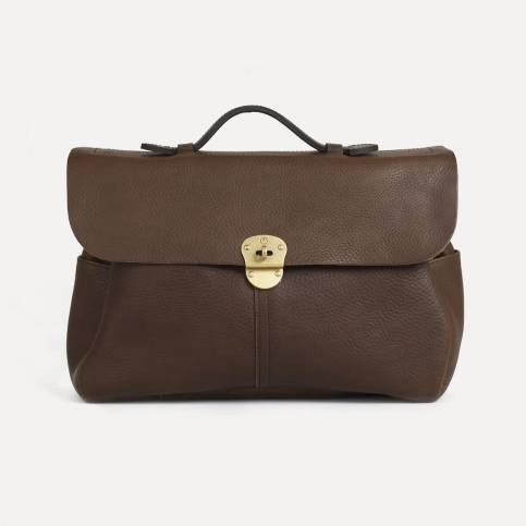 Hank bag - Military Brown