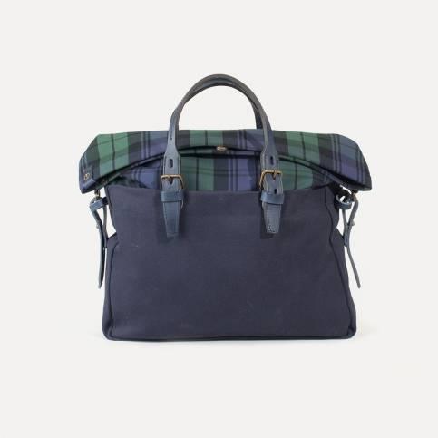 Business bag Remix - Tartan