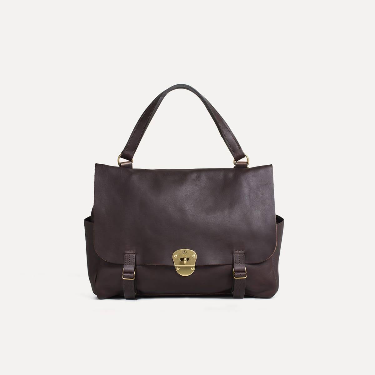 Coline bag M - Peat (image n°1)