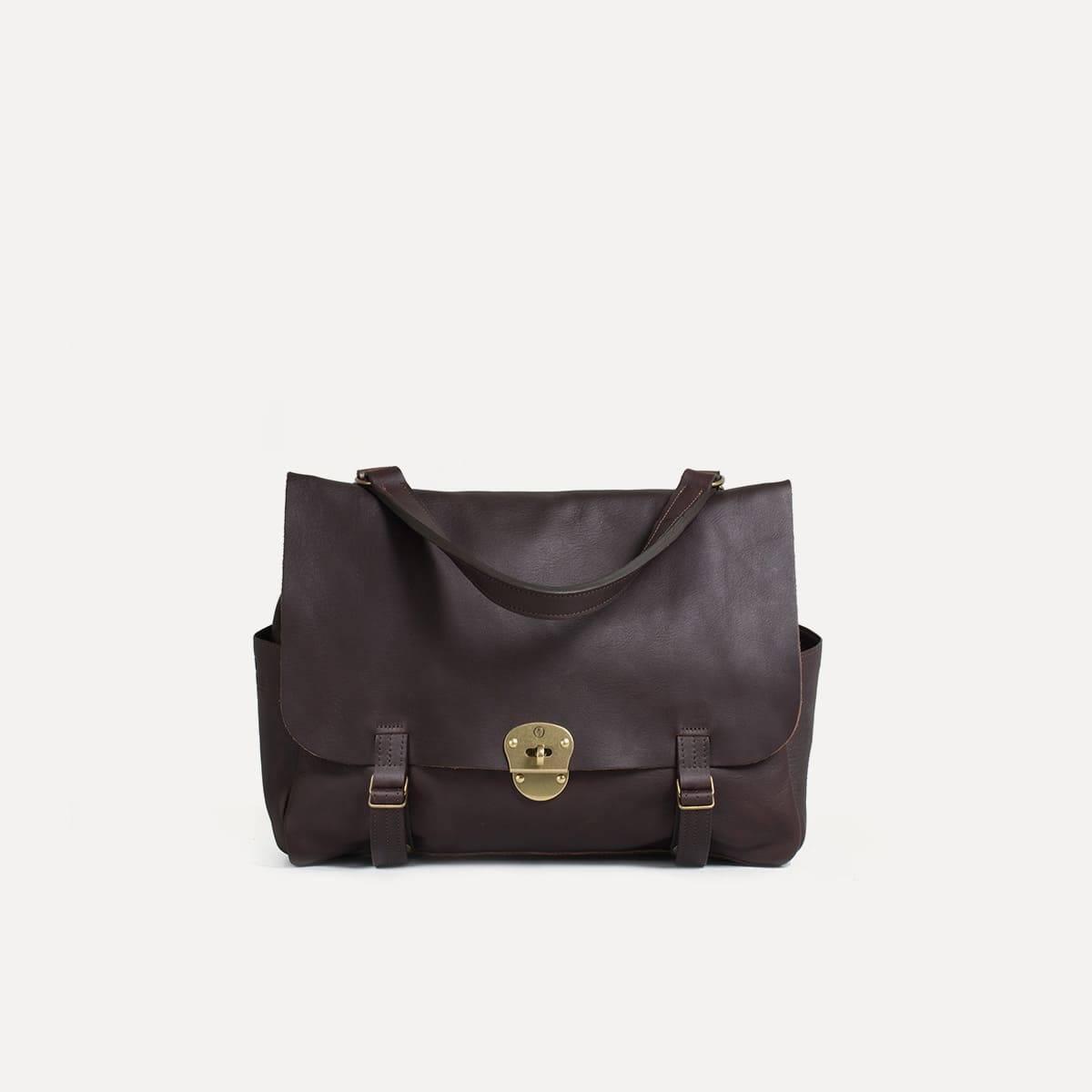 Coline bag M - Peat (image n°2)