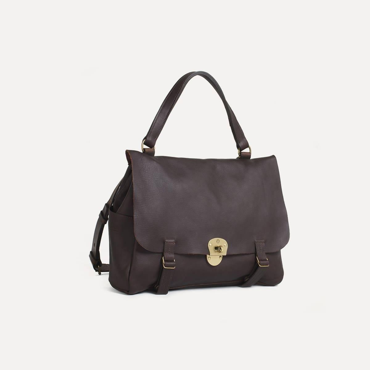 Coline bag M - Peat (image n°3)