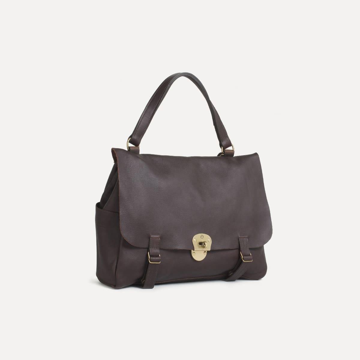 Coline bag M - Peat (image n°4)
