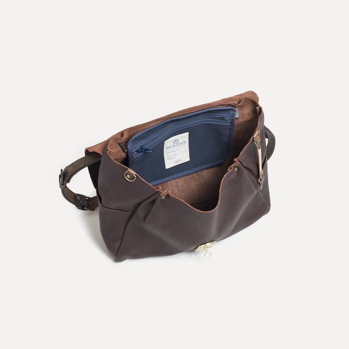 Coline bag M - Peat (image n°6)