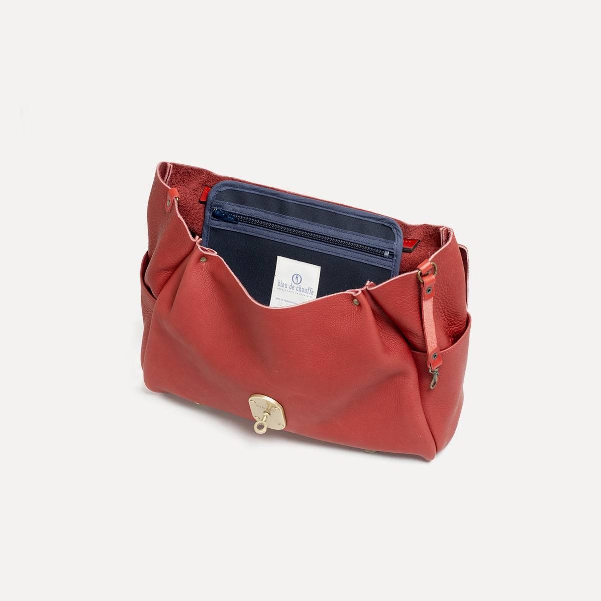 Coline bag M - Opera Red (image n°5)