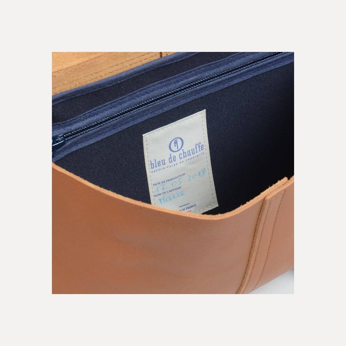 Léo plumber bag - Pain Brulé (image n°5)