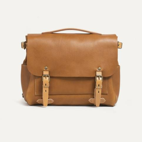 Postman bag Éclair M - Camel
