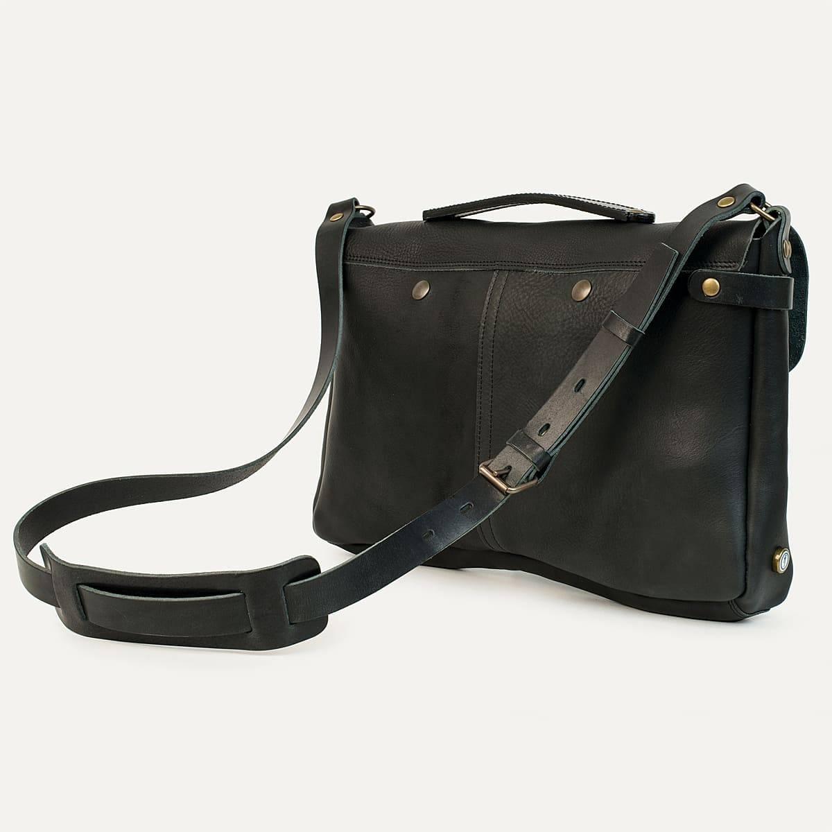 Justin plumber bag - Black (image n°4)
