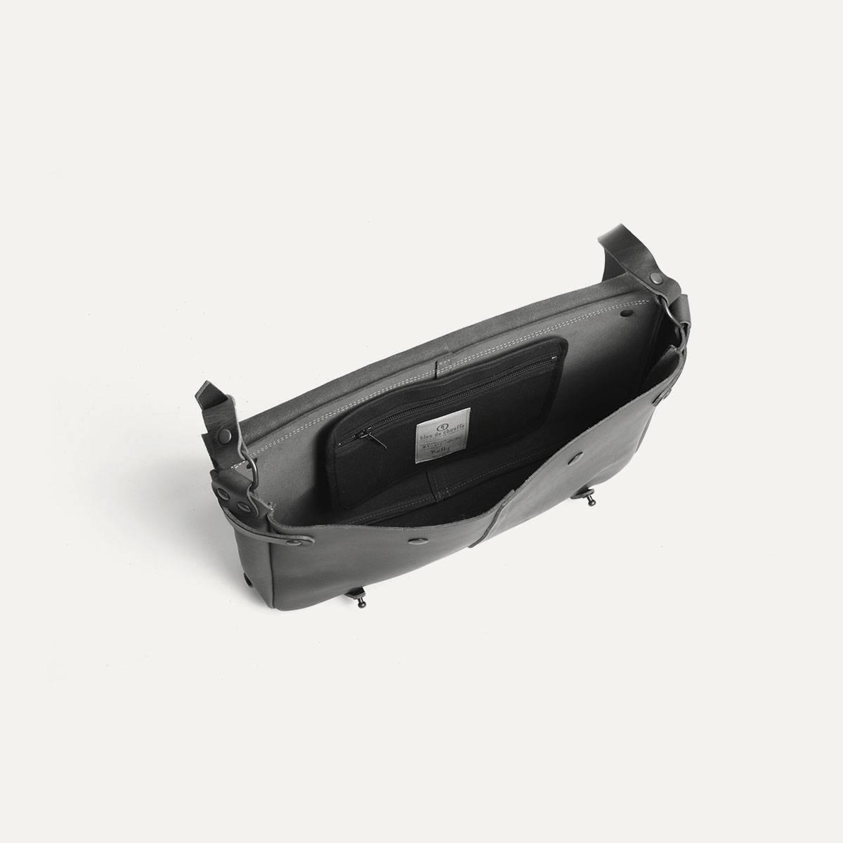 Justin plumber bag - Black (image n°5)