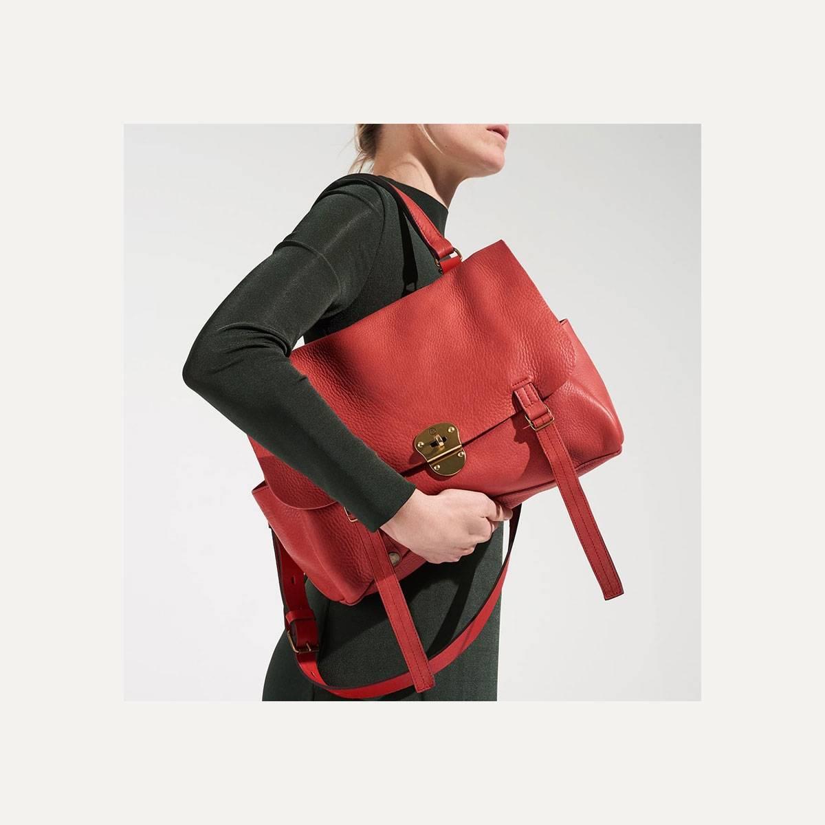 Coline bag M - Opera Red (image n°6)