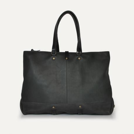Garance shopping bag - Black