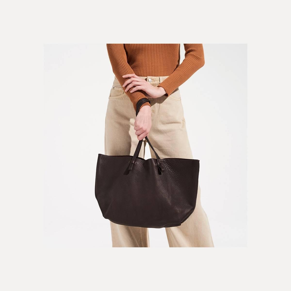 Joy Tote bag M - Sangria (image n°4)