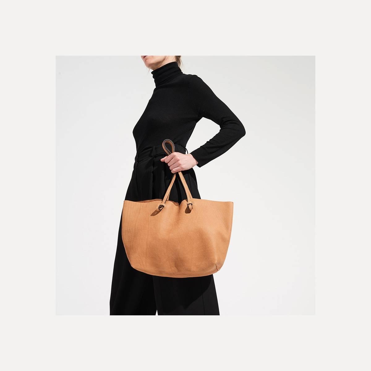 Joy Tote bag M - Fawn (image n°4)