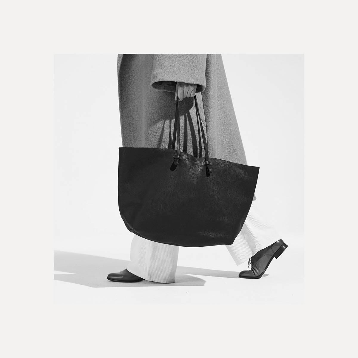 Joy Tote bag L - Sangria (image n°4)