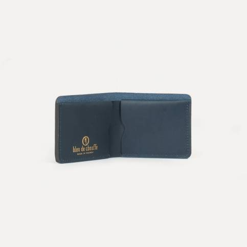 PEZE wallet - Navy Blue