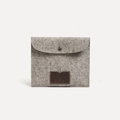 Miky iPad sleeve - Natural Felt