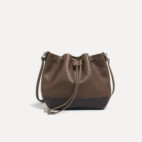 Bucket Bag Saxo - Brown