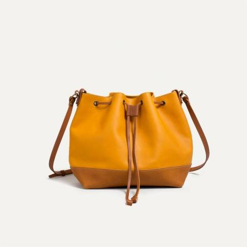 Bucket Bag Saxo - Honey