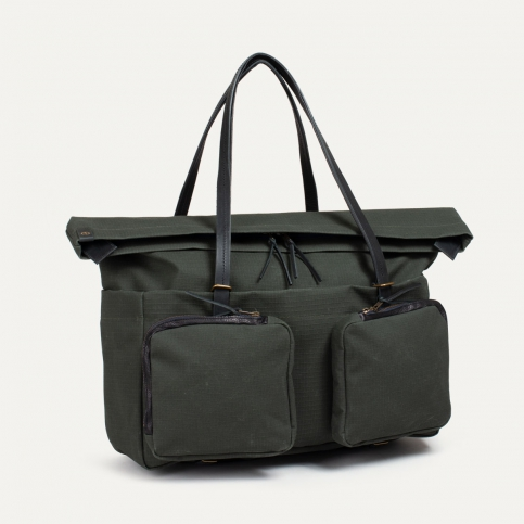 Concorde Travel bag - Khaki / Black