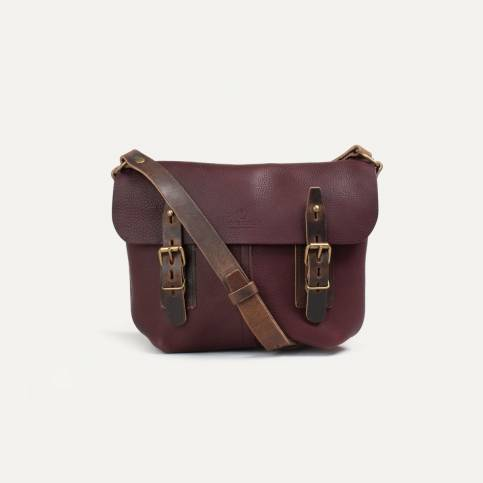 Louis Satchel bag - Peat