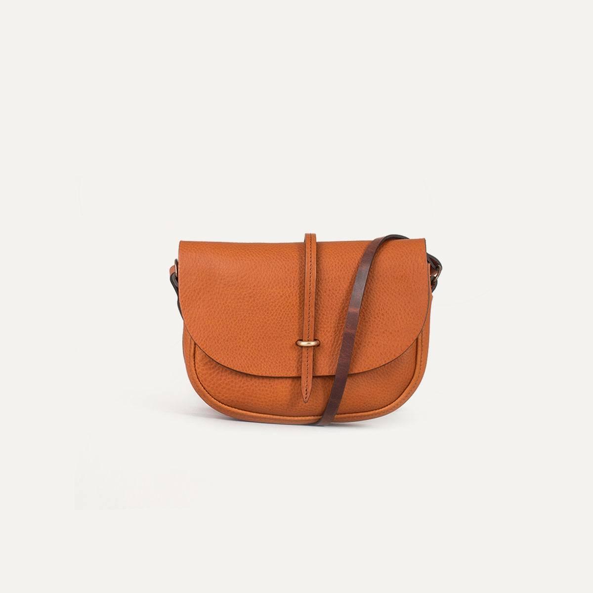 Java mini Postman bag - Pain Brûlé (image n°1)