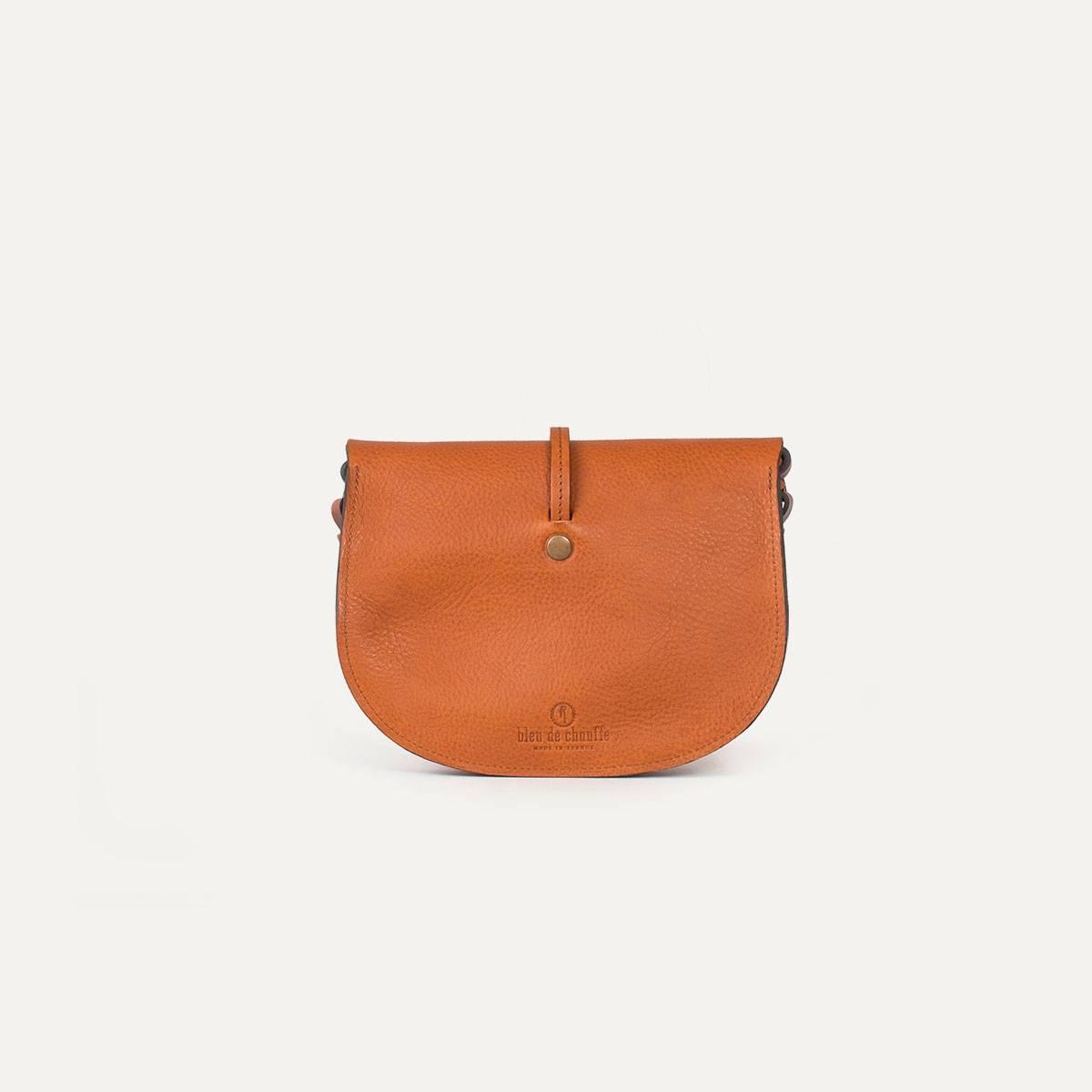 Java mini Postman bag - Pain Brûlé (image n°3)