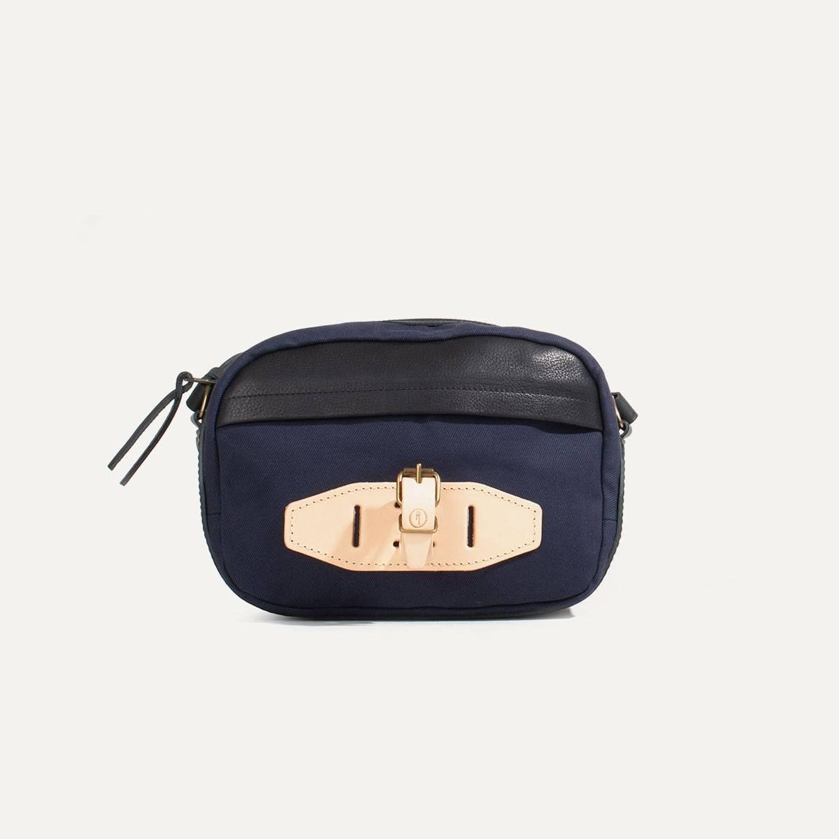 Honshu Belt bag - Navy / Black (image n°1)
