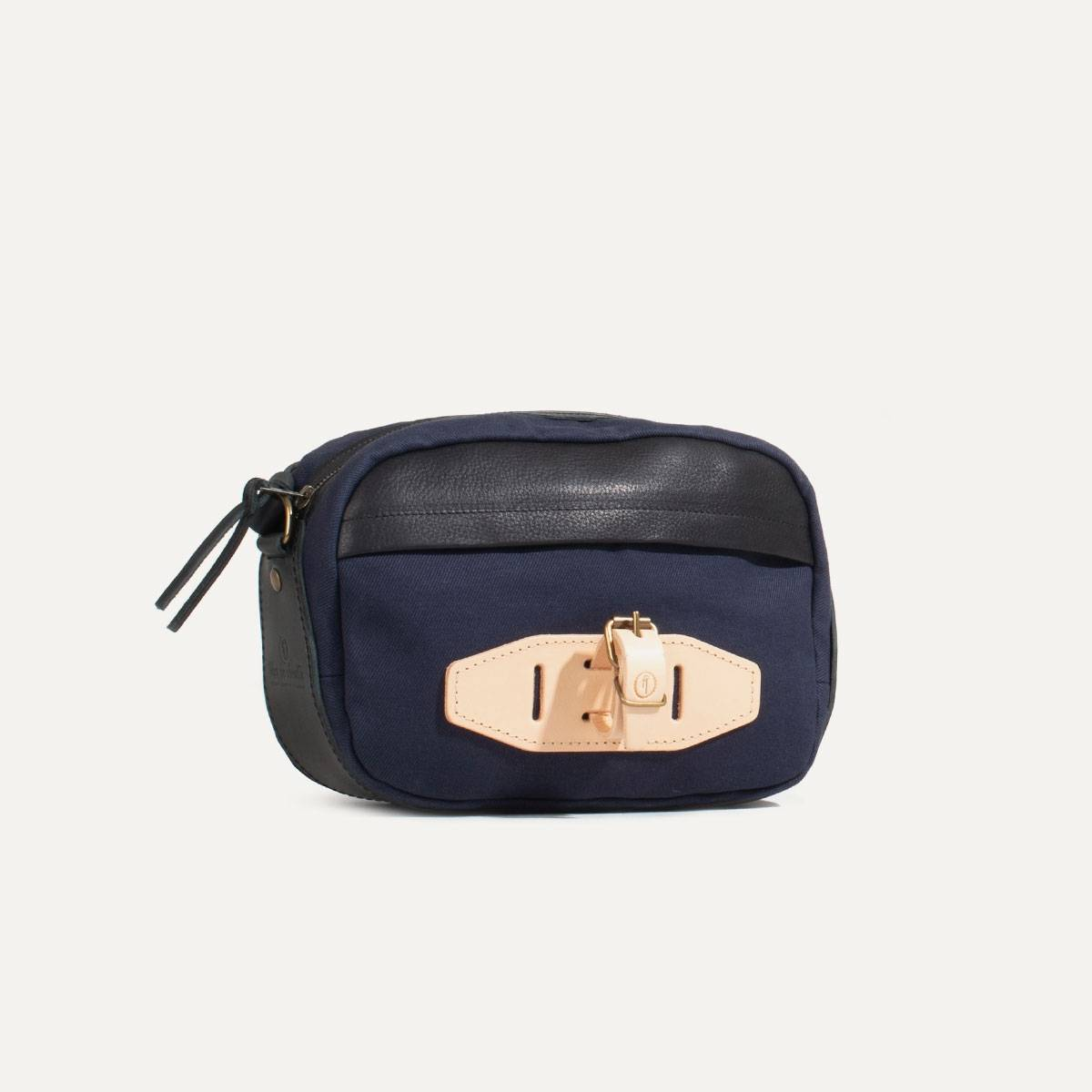 Honshu Belt bag - Navy / Black (image n°4)