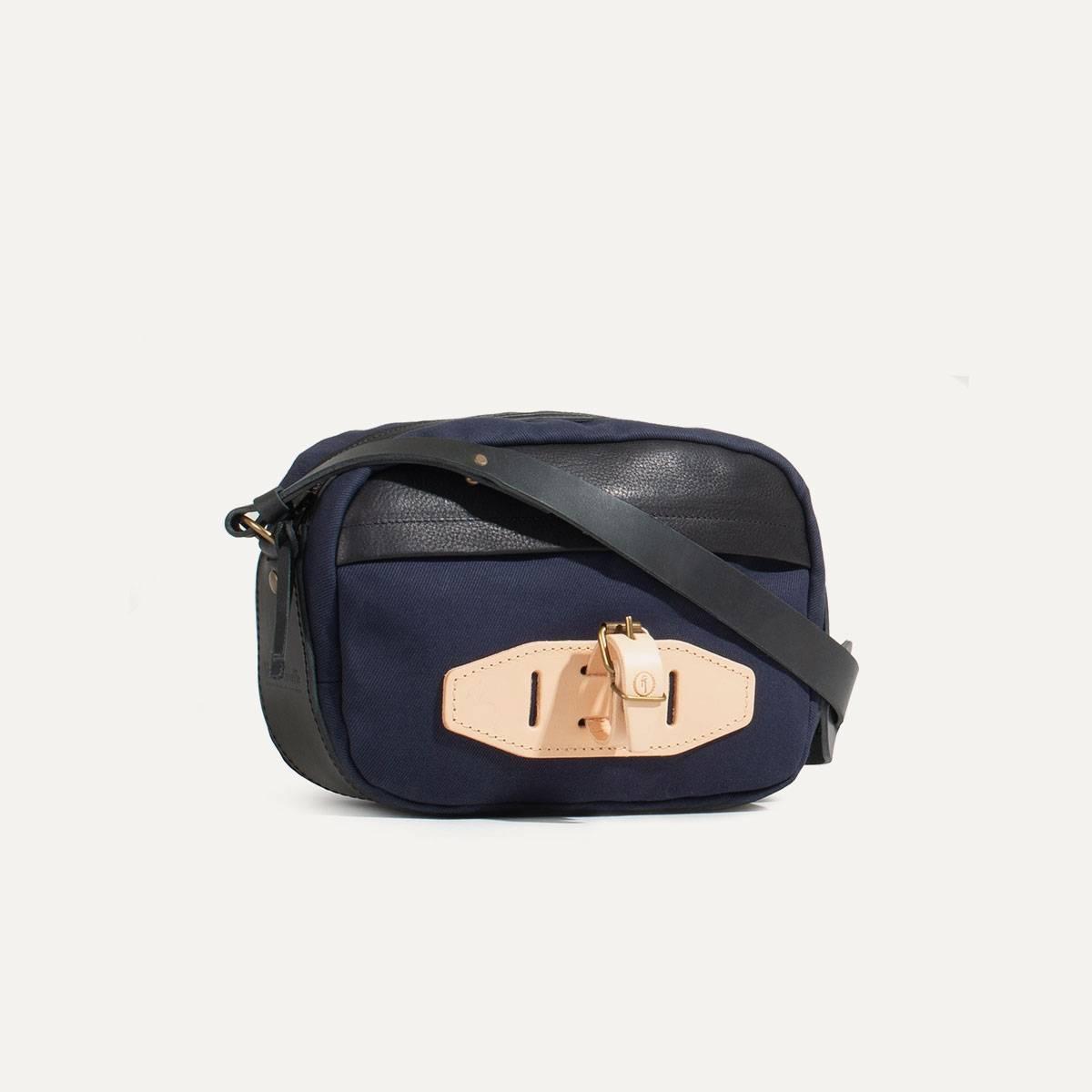 Honshu Belt bag - Navy / Black (image n°3)