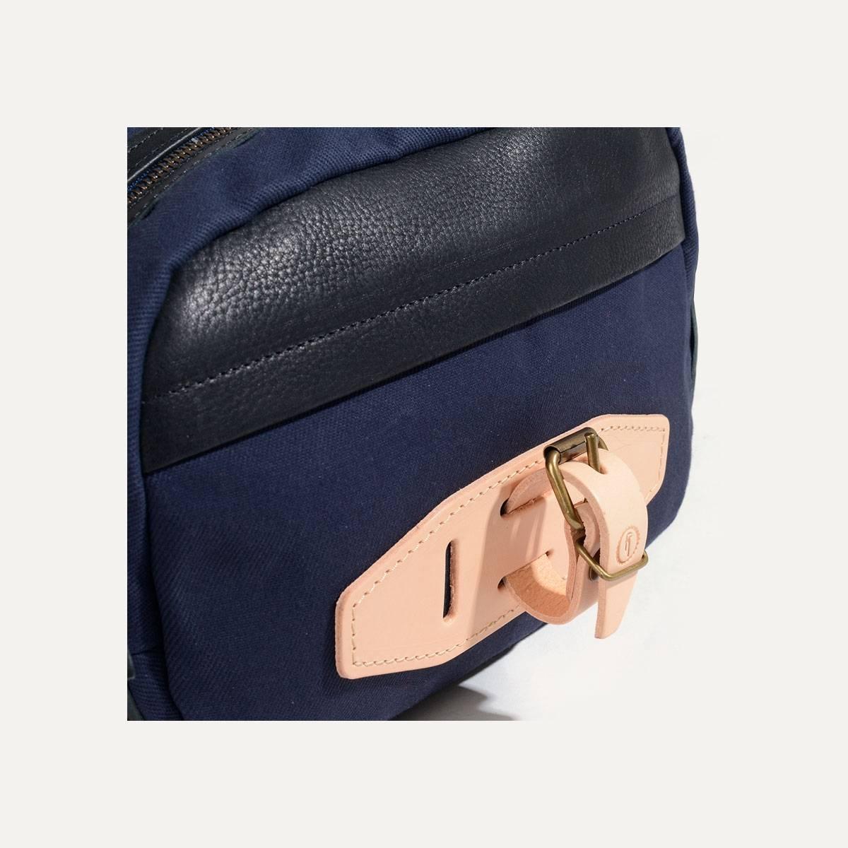 Honshu Belt bag - Navy / Black (image n°6)