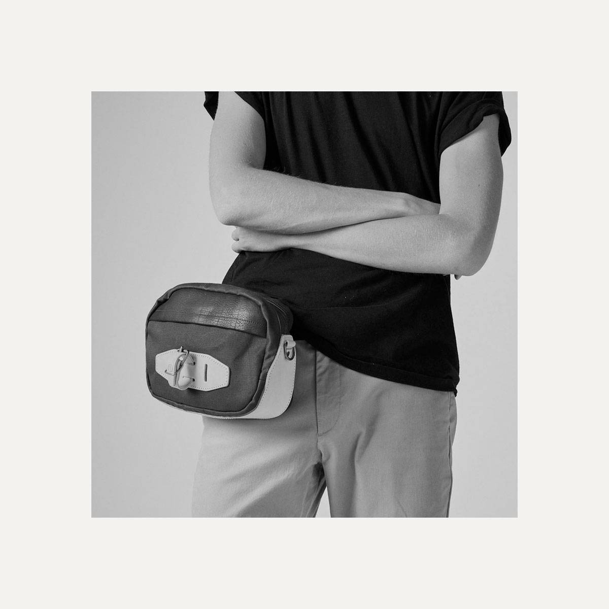 Honshu Belt bag - Navy / Black (image n°9)