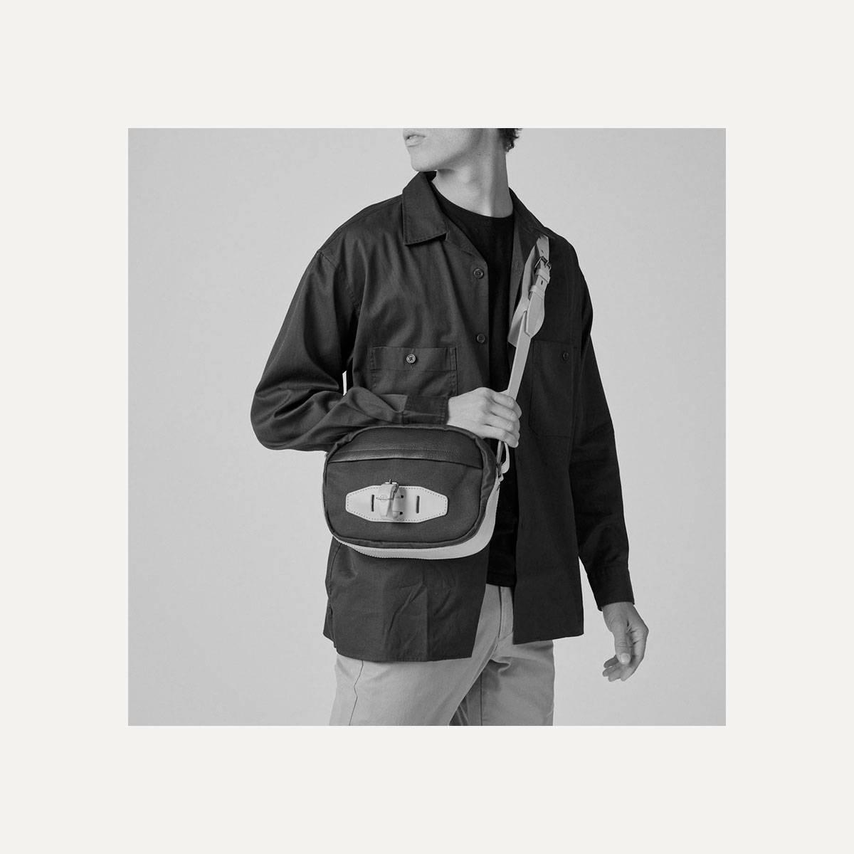Honshu Belt bag - Navy / Black (image n°10)