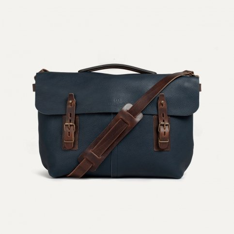 Lucien Satchel bag - Navy Blue
