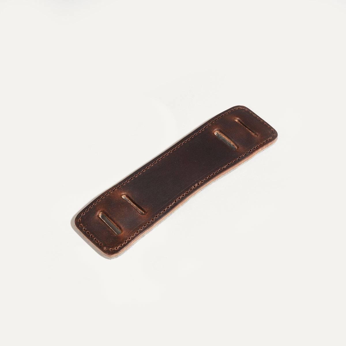 Shoulder Pad- Palissandre (image n°1)
