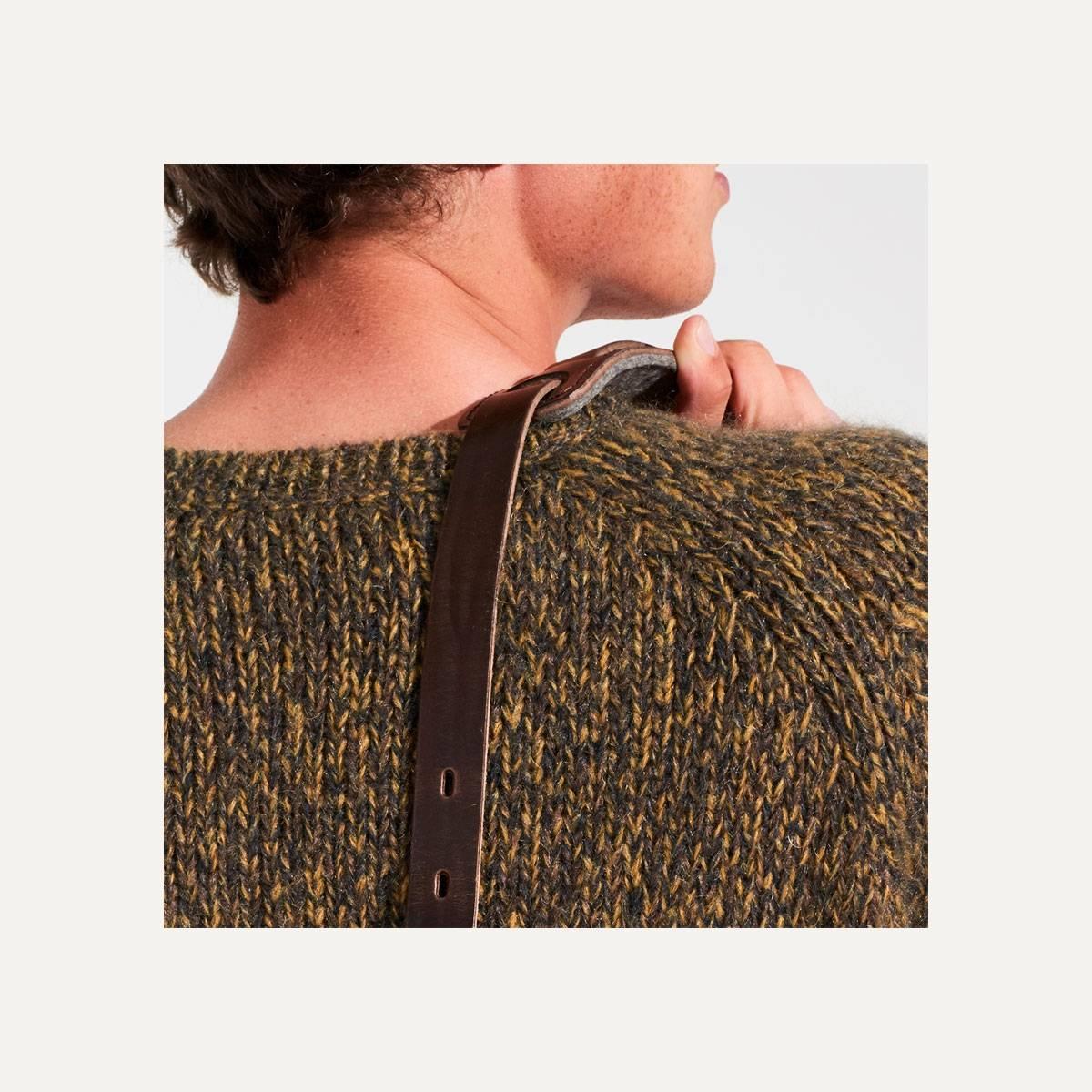 Shoulder Pad- Palissandre (image n°5)