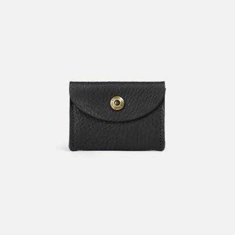 Talbin Shoemaker purse - Black