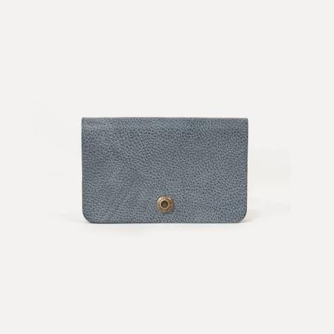 Grisbi wallet - Indigo